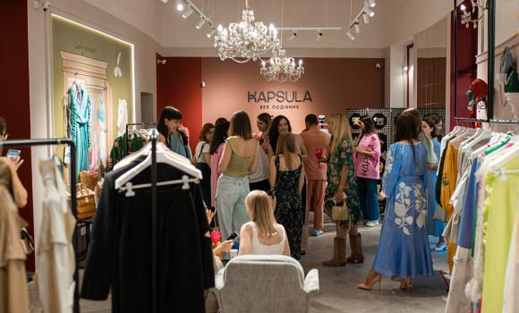Fashion platform Kapsula celebrated its 6th anniversary with social friends