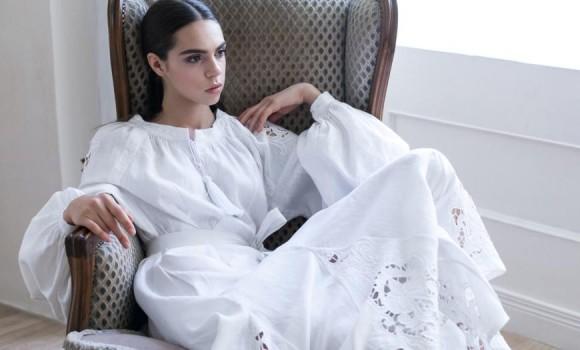 Дизайнерська сукня-вишиванка «Кохана»