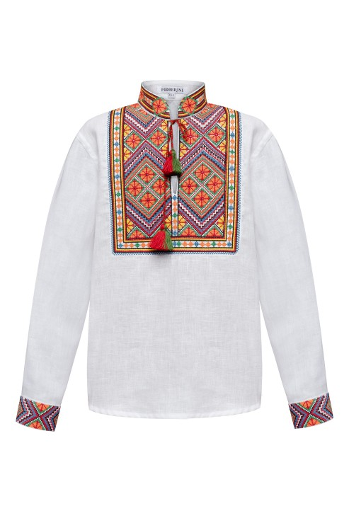 """Carpathians"" kids embroidery photo"