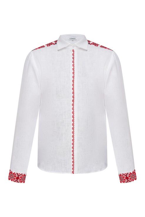 """Obereg"" white shirt photo"