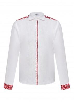 """Obereg"" white shirt"