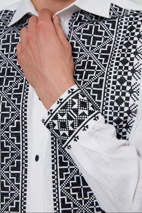 """""""Kozak"""" white shirt photo"""
