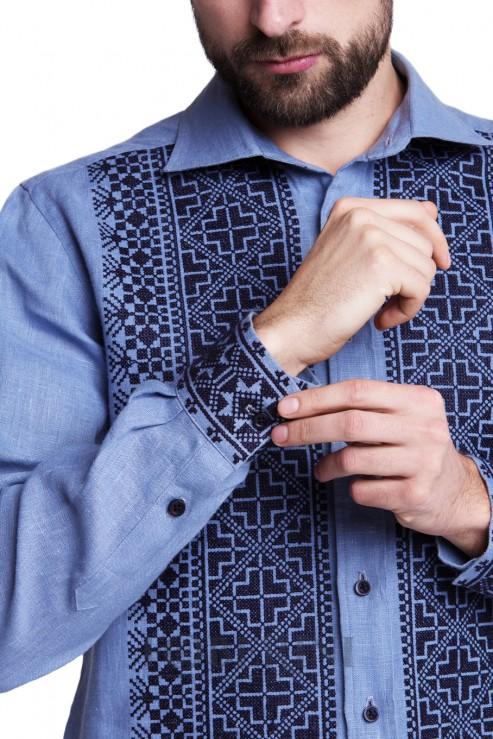 """""""Otaman"""" denim shirt photo"""