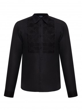 """Nazariy""   black embroidery"