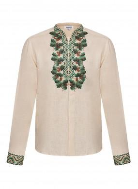 """Bogdan"" beige embroidery"