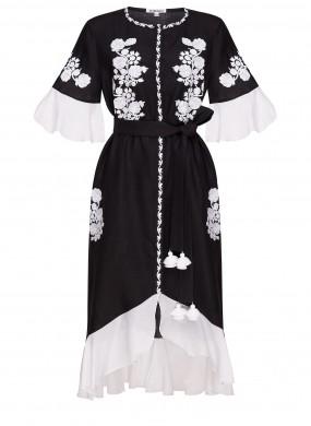 """""""Daisy"""" dress black"""