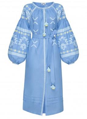 """""""Тіна"""" блакитна сукня"""
