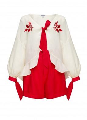 """Azalea"" red costume"